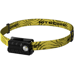 NITECORE NU20 Headlamp yellow/black